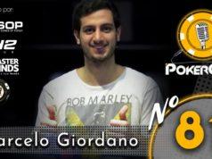 Marcelo Giordano no Pokercast 81