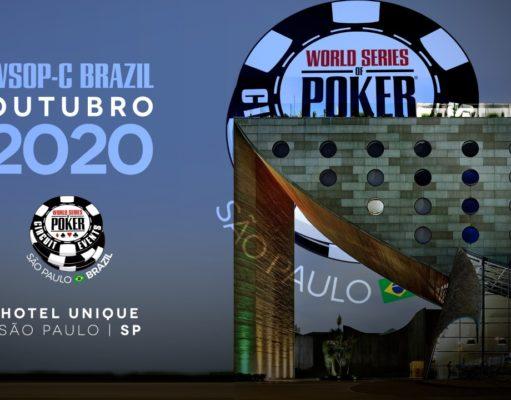 WSOP Brazil 2020