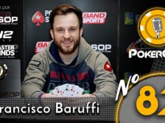 Francisco Baruffi no 82º Pokercast