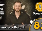 Francisco Baruffi no 83º programa do Pokercast