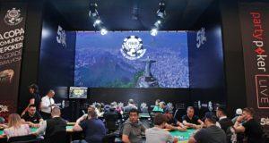Mesa da TV - WSOP Brazil