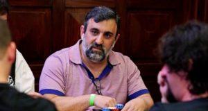 Marcelo Mesqueu - WSOP Brazil