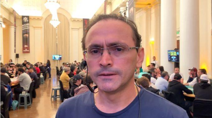 Oderlandio Moura - WSOP Brazil