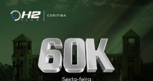 60K no H2 Club Curitiba
