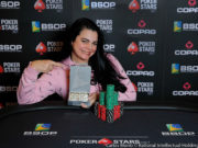 Adriana Zamponi campeã do Ladies Event do BSOP Gramado