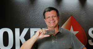 Paulo Milani ganhador do Platinum Pass para o PSPC 2020
