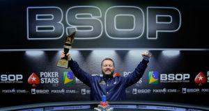 Regis Kogler campeão do Main Event do BSOP Gramado