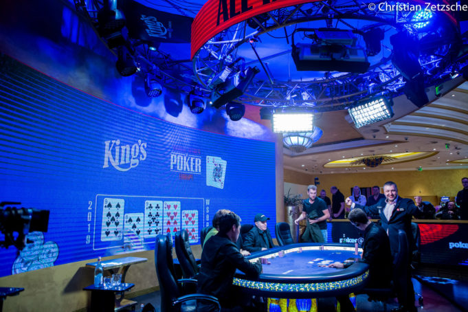 Ryan Riess bolha do Super High Roller da WSOP Europa