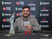 Thiago Grigoletti campeão do High Roller do BSOP Gramado