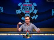Espen Sandvik campeão do 8-Game da WSOP Europa