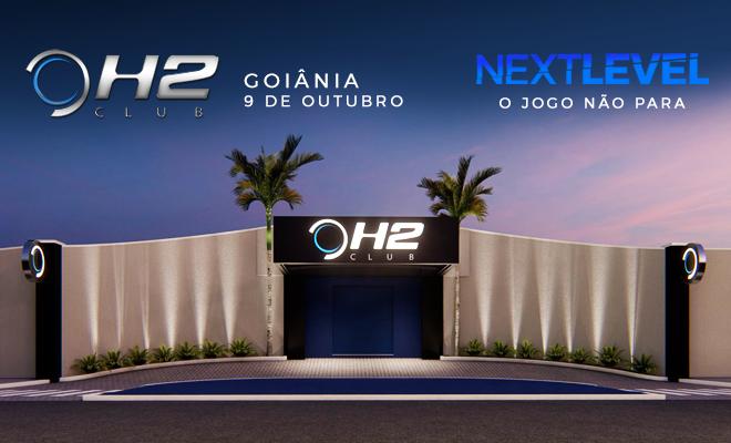 Inauguração H2 Club Goiânia