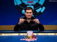 James Chen campeão do Super High Roller da WSOP Europa