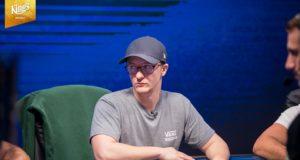 Kahle Burns - WSOP Europa (Foto: Kings Casino)