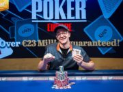 Kahle Burns campeão do Evento #13 da WSOP Europa