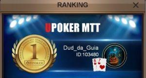 """""""Dud_da_Guia"""" campeão do High Roller da Liga H2 Series"""