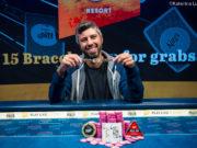 Asi Moshe - Campeão Evento #9 - WSOP Europa