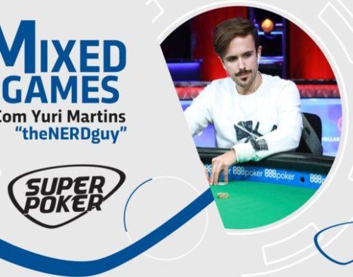 Yuri Martins - Mixed Games