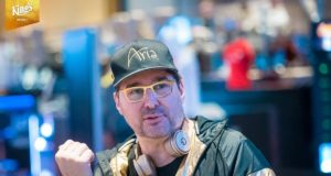 Phil Hellmuth - WSOP Europa (Foto: Kings Casino)
