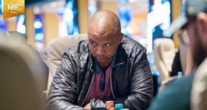 Phil Ivey - WSOP Europa (Foto: King's Casino)