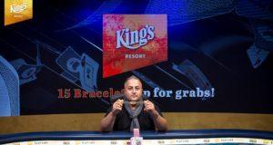 Siamak Tooran campeão do Evento #6 da WSOP