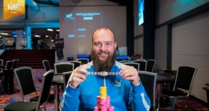 Tomas Fara campeão do Evento #7 da WSOP Europa