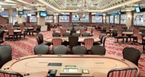 Salão de Poker cassino Venetian
