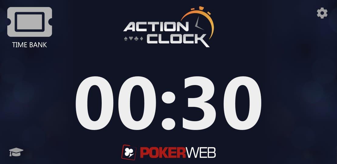 Aplicativo Action Clock