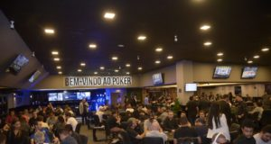 Salão do H2 Club Goiânia