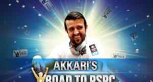 Micro Millions – Akkari's Road to PSPC