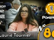Lauriê Tournier no Pokercast 86