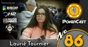 Lauriê Tournier no Pokercast 86