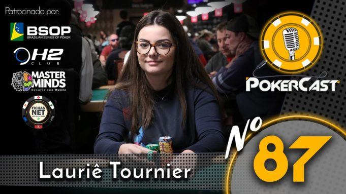 Lauriê Tournier - Pokercast 87
