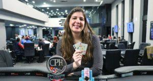 Regina Cassab campeã do Ladies Event do CPH