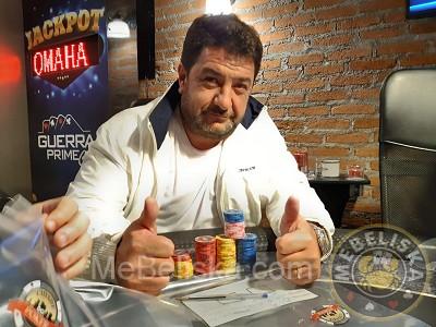 Marcio Gomes - Guerra Prime Club