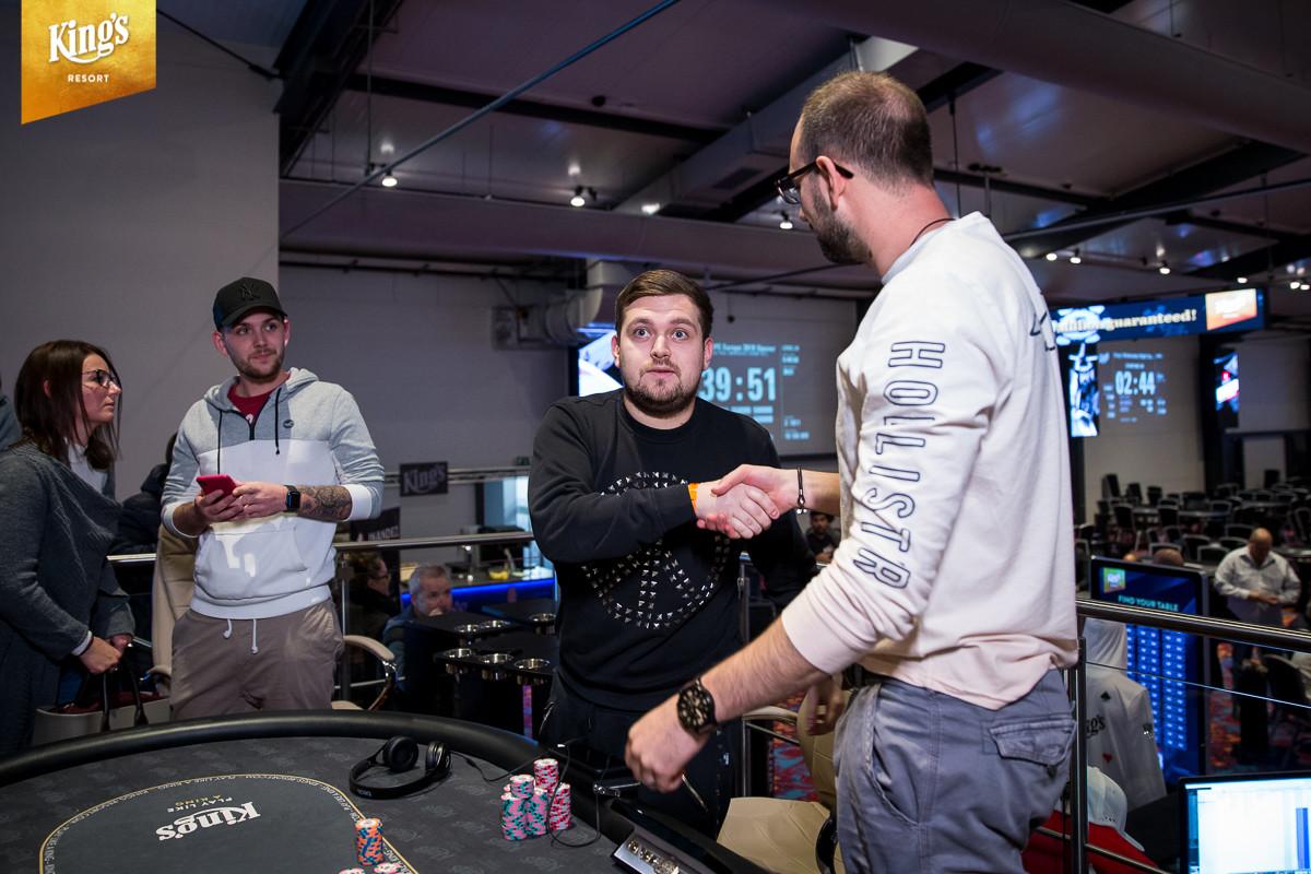 Heads-up do Evento #1 da WSOP Europa