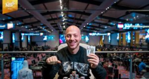 Vangelis Kaimakamis - Campeão Evento #3 - WSOP Europa