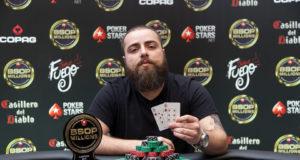 Lorenzo Bazei campeão do Big Pot Freezeout do BSOP Millions