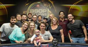 Bruno Volkmann - Campeão Super High Rollers - BSOP Millions