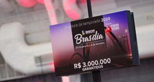 Placa BSOP Brasília