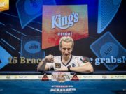 Bertrand Grospellier campeão do Colossus da WSOP Europa