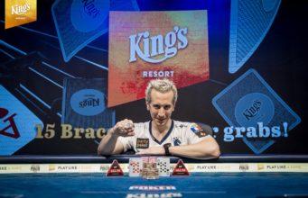 Bertrand Grospellier campeão do Colossus da WSOP Europa