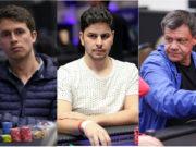Bruno Volkmann, Lucas Santana e Paulo Milani