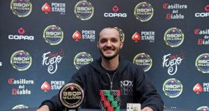 Douglas Schiochett campeão do Mini Millions Freezeout do BSOP Millions