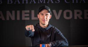 Daniel Dvoress campeão do Super High Roller Bowl Bahamas do Caribbean Poker Party