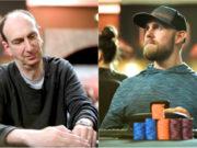 Erik Seidel e Seth Davies