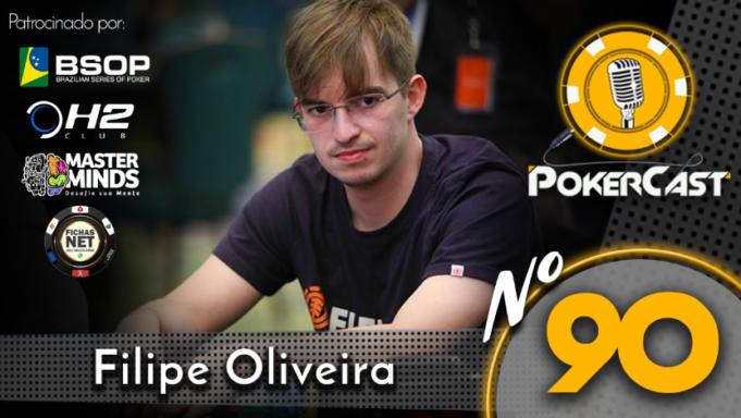 Filipe Oliveira no Pokercast 90