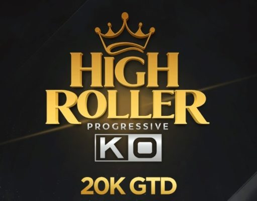 High Roller Progressive KO - H2 Club Goiânia