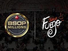 BSOP Millions e Juice Fuego