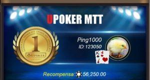 """""""Ping100"""" campeão do Quarter Million da Liga Online H2 Brasil"""