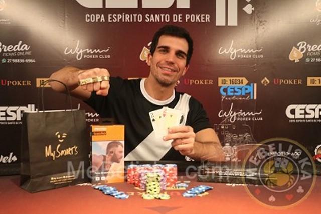 Rodrigo Rezende Roleto CESP